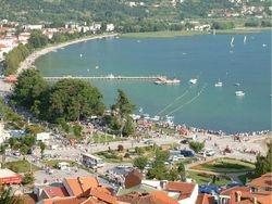 Ohrid Panorama View