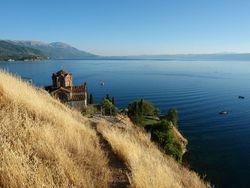 St. Jovan Kaneo Monastery - Ohrid