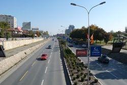 Boulevard Goce Delcev - Skopje, Macedonia