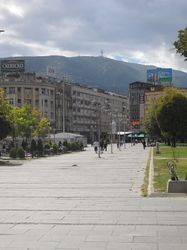 "Main Square ""Macedonia"""