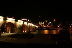 Stone Bridge - Skopje, Macedonia