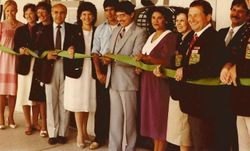 (1982) Weapons at Hand Grand Opening Mcallen Tx