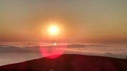 Cadillac Mountain Summit Sunrise