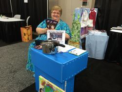 Judy Martin at the ADA Convention