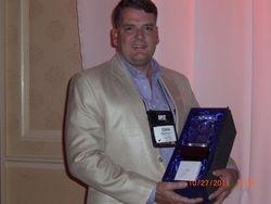 Chris Harrison Receives Award