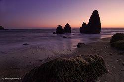 Rodeo beach, Marin county