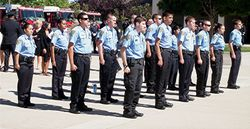 Brentwood Police Explorers