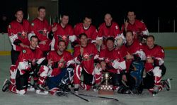 "2014 Champions ""The Habs"""