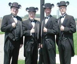 Comdey quartet Spare change