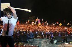 Glastonbury Festival, England (27 Jun 08)