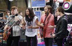 The Today Show, Rockefeller Center, NYC (31 Jul 09)