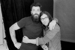 With Photographer Dan Martensen, NYC (Sep 10)