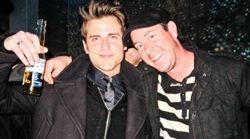 Jared & Danger Ehren (Jackass) | EMAs - 07 Nov 10