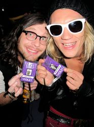Jackass/EMA W'end with Jukka from The Dudesons (06 Nov 10)