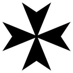 Maltese Cross ~ The Knights Hospitaller