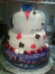 Grooms Cake