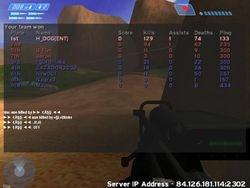 H_DOG 129 en Server ENT 2