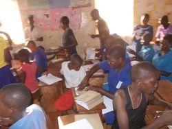 skills building in schools