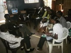 Family planning training conducted