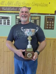 TRAP Best Score in handicap, UHGRA, Dave Batstone
