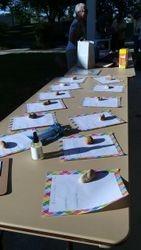 Activities Signup Sheets