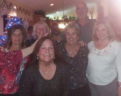 Annie, Marty, Dawn, Joan and Arlene
