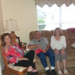 Annie, Gabe & Joan