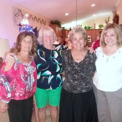 Annie, Marty, Dawn & Joan