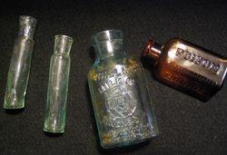 early meds, milk of magnesia, poison