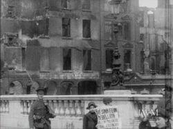 1916 Aftermath in Dublin