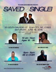 TVC Saved and Single Seminar