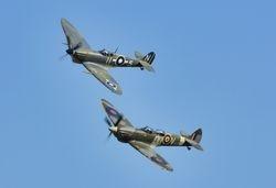 Spitfire and Seafire