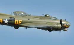 B-17 Flying Fortress, Sally B
