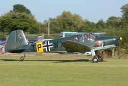 G-TPWX, Bucker BU-181 Bestmann