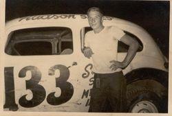 Dad & his Car