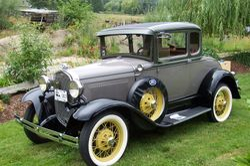 1931 Ford Model A 45B