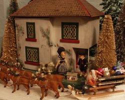 A Scottish Dollhouse