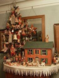 1925 Tootsietoy Dollhouse