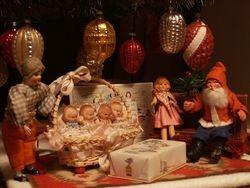 Santa Takes a Break.