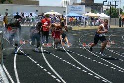 Starting in the 100