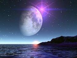 Na Lua??