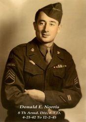 Donald Elwood Norris (1919-2011)