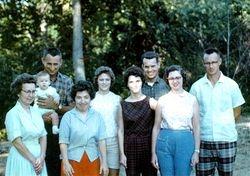 Hiram J. & T. Mae Dean Norris Family