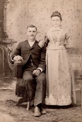 "Robert A. and Leticia A.""Lettie"" Gehrett Norris"