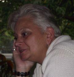 the gaze of a loving grandma