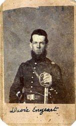 Lt. Davis Enyeart (1837-1905)