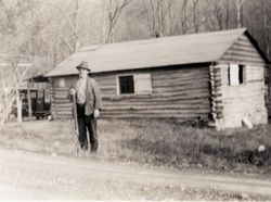 Elmer Enyeart Hunting Cabin