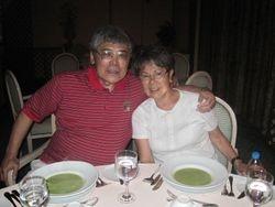 Peter & Evelyn Joe