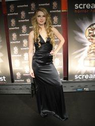 Kirsten Prout at screamfeast LA 2010