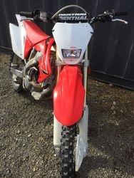 Honda CRF250X, 2009